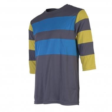 SOMBRIO REALTO 3/4 Sleeved Jersey Purple/Yellow