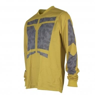 Maillot SOMBRIO DUSTER Manches Longues Jaune