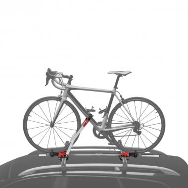 Portabicicleta ELITE RONDA 1 bicicleta sobre el techo