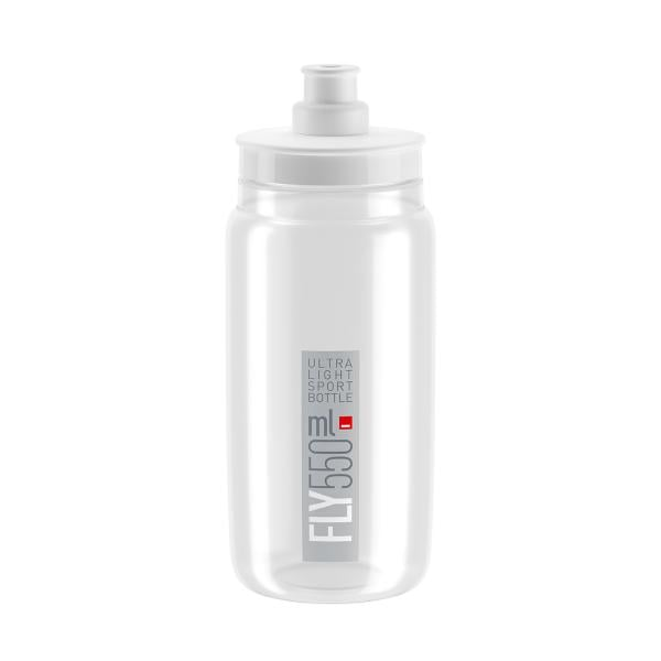 ELITE fly Ultra Light 550 ml bouteille d/'eau-Gris