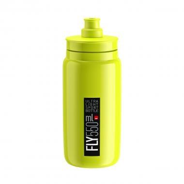 Bidon ELITE FLY Jaune/Noir (550 ml)