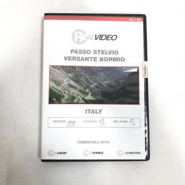CDA - DVD Elite RealVideo Italie - PASSO STELVIO