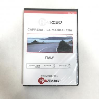 CDA - DVD Elite RealVideo Italie - CAPRERA - LA MADDALENA