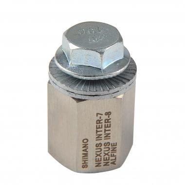 """Adaptador de sujeción de remolque THULE para buje Shimano 3/8""""x26 20100797"""