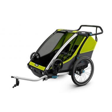 Remorque pour Enfant THULE CHARIOT CAB 2 Vert
