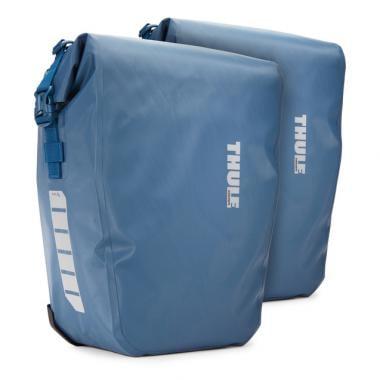 Paire de Sacoches de Porte-Bagages THULE PACK'N PEDAL Large Bleu