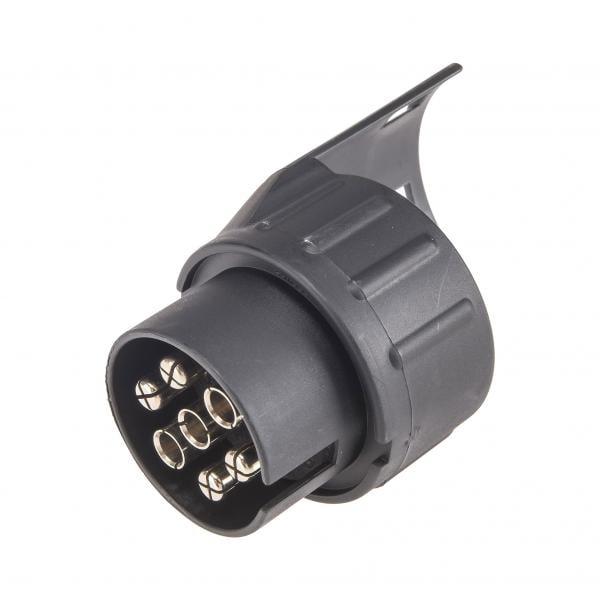 adapter 7 pol steckdose auf 13 pol stecker thule 9906. Black Bedroom Furniture Sets. Home Design Ideas