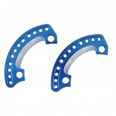 Proteção de Prato HOPE 1/4 BASH PLATE (Par) Azul