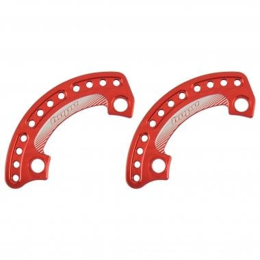 Bash Guard HOPE 1/4 BASH PLATE (Paire) Rouge