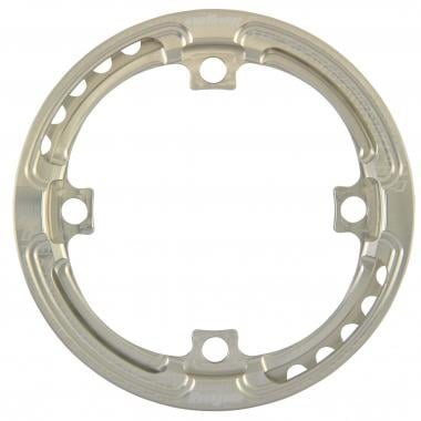 Plateau Mono HOPE INTEGRATED BASH RING 9/10V 4 Trous 104 mm Argent