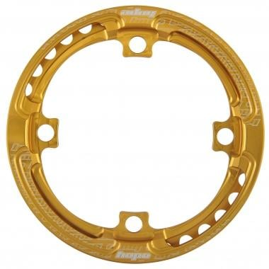 Plato único HOPE INTEGRATED BASH RING 9/10V 4 Tornillos 104 mm Oro