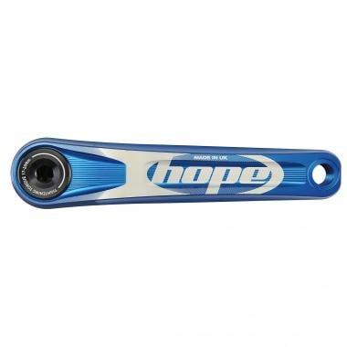 Bielas HOPE Eje 68/73 mm (Sin araña) Azul