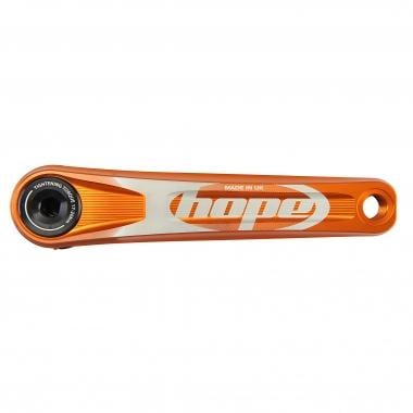 Bielas HOPE Eje 68/73 mm (Sin araña) Naranja