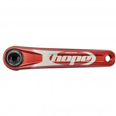 Bielas HOPE Eje 68/73 mm (Sin araña) Rojo