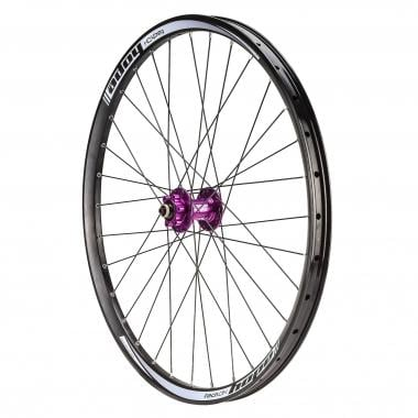 "Roue Avant HOPE TECH DH PRO4 26"" Axe 9/20 mm Violet"