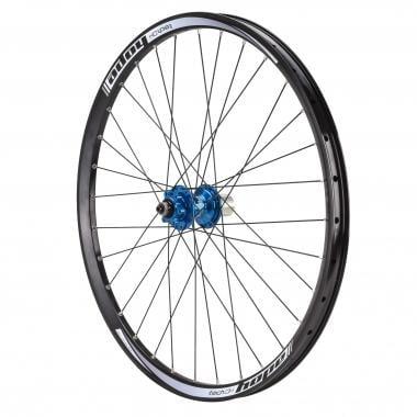 """Roda Traseira HOPE TECH DH PRO4 26"""" Eixo 9x135/12x142 mm Azul"""