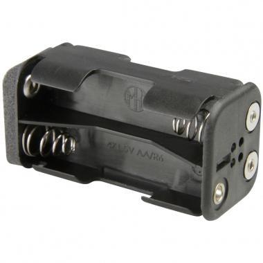 Soporte de pilas AA4 HOPE para VISION 1 LED