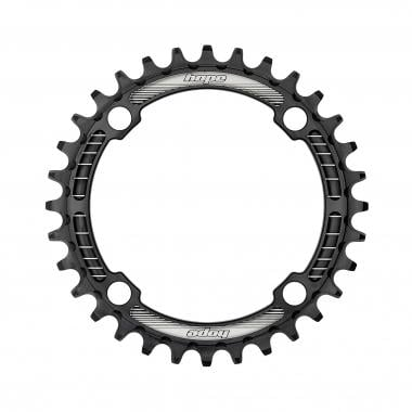 Plato único HOPE RETAINER RING NARROW WIDE 104mm Negro