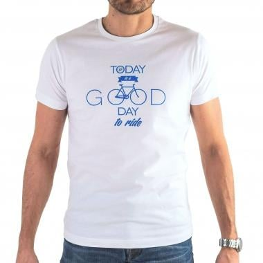 T-Shirt PROBIKESHOP TODAY Branco