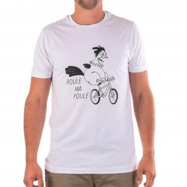 PROBIKESHOP MA POULE T-Shirt White
