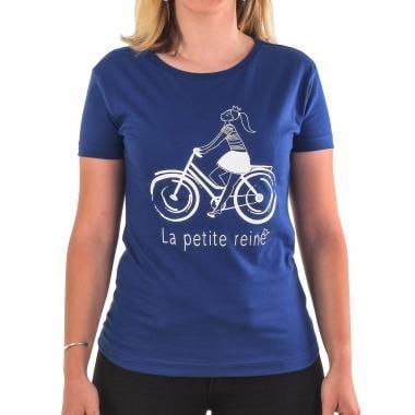 T-Shirt PROBIKESHOP PETITE REINE Femme Bleu