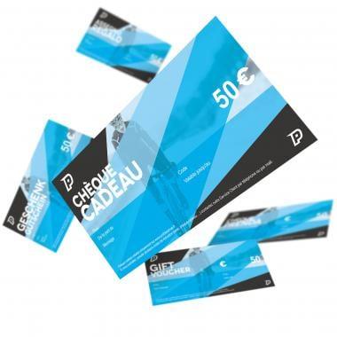 Chèque Cadeau PROBIKESHOP 50  euros