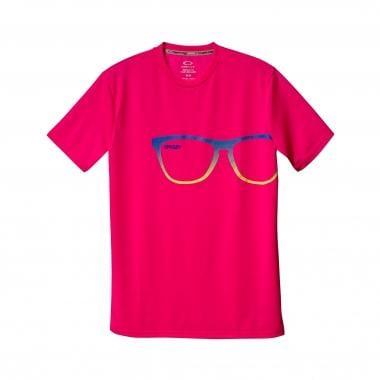Camiseta OAKLEY FROGSKIN Fucsia