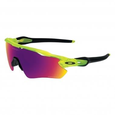 Occhiali OAKLEY RADAR EV PATH Uranium Collection Giallo Fluo/Nero Prizm OO9208-09