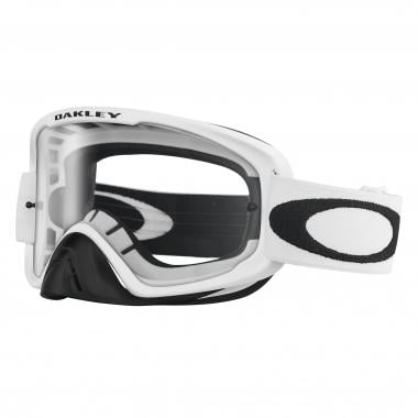 Masque OAKLEY O2 MX Blanc Ecran Clear