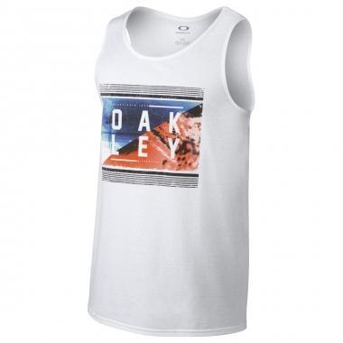 Camiseta de tirantes OAKLEY YEWW Blanco 2016