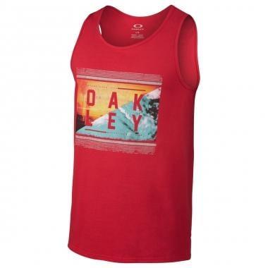 Camiseta de tirantes OAKLEY YEWW Rojo 2016