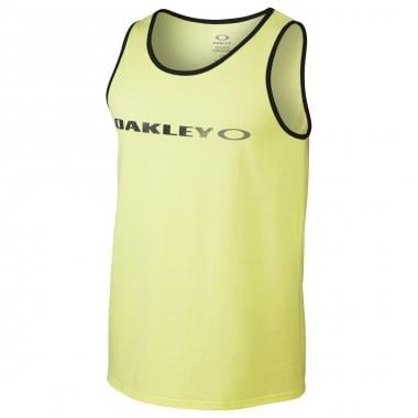 Camiseta de tirantes OAKLEY ORIGINAL Amarillo 2016