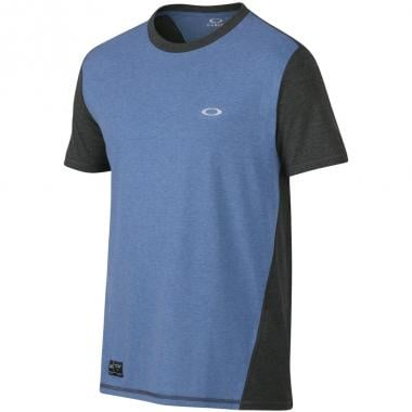 T-Shirt OAKLEY EXPOSURE Blu 2016