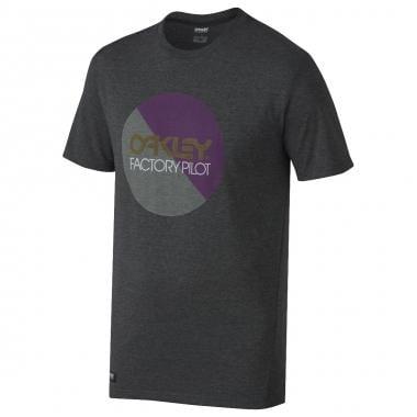Camiseta OAKLEY FP CIRCLE GRAPHIC Negro 2016