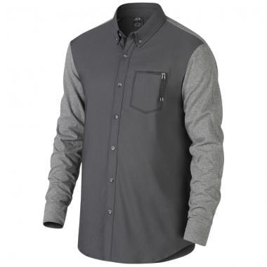 Camisa OAKLEY OPTIMUM Mangaa Comprida Preto 2016
