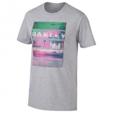 Camiseta OAKLEY PACIFIC Gris 2016