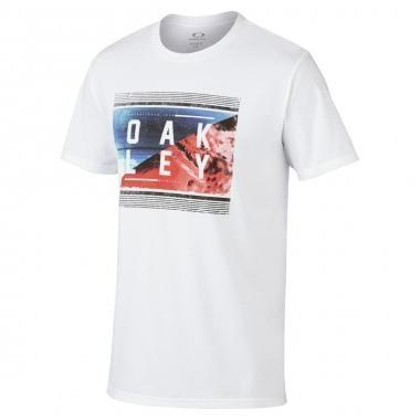 Camiseta OAKLEY YEWW Blanco 2016