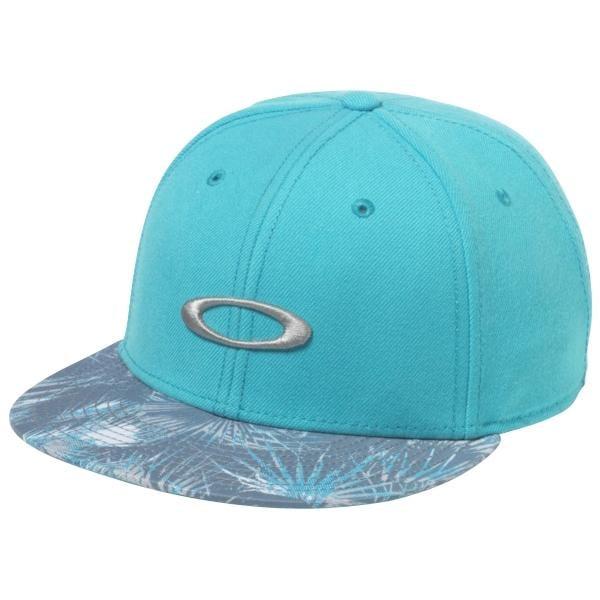 Gorra OAKLEY ELLIPSE PRINT Azul - Probikeshop cfc05446474