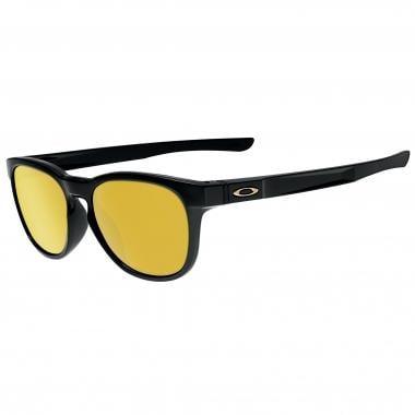 OAKLEY STRINGER Sunglasses Black/Yellow Iridium OO9315-04 2016