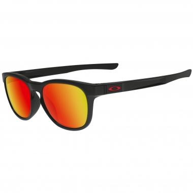 Óculos OAKLEY STRINGER Preto/Vermelho Iridium OO9315-09