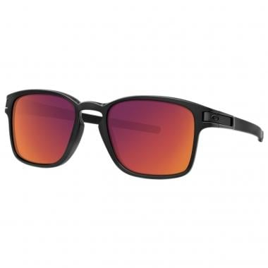 Gafas de sol OAKLEY LATCH SQ Negro/Rojo Iridium OO9353-03