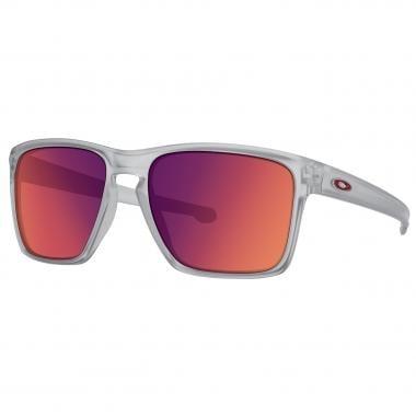 OAKLEY SLIVER XL Sunglasses Transparent/Red Iridium OO9341-09 2016