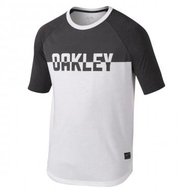 T-Shirt OAKLEY WYATT KNIT Bianco 2016