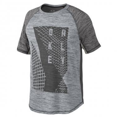 T-Shirt OAKLEY NEXT GFX Cinzento 2016