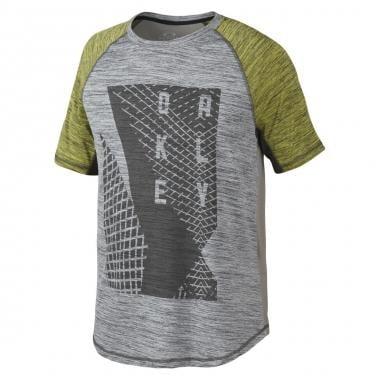 T-Shirt OAKLEY NEXT GFX Gris/Jaune 2016