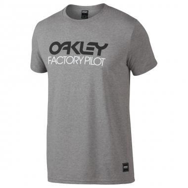 Camiseta OAKLEY LOGO Gris 2016