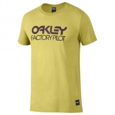 Camiseta OAKLEY LOGO Amarillo 2016