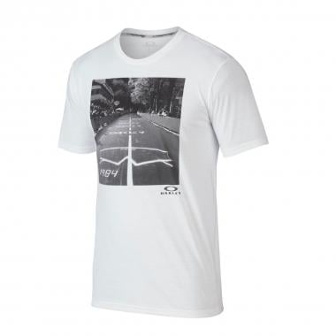 T-Shirt OAKLEY O-PHOTOSHADES Bianco 2016
