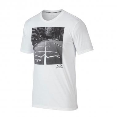 T-Shirt OAKLEY O-PHOTOSHADES Bianco 2016