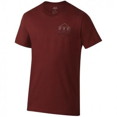 Camiseta OAKLEY HEX-A-GONE Rojo 2016
